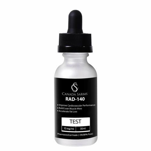 Testolone RAD 140
