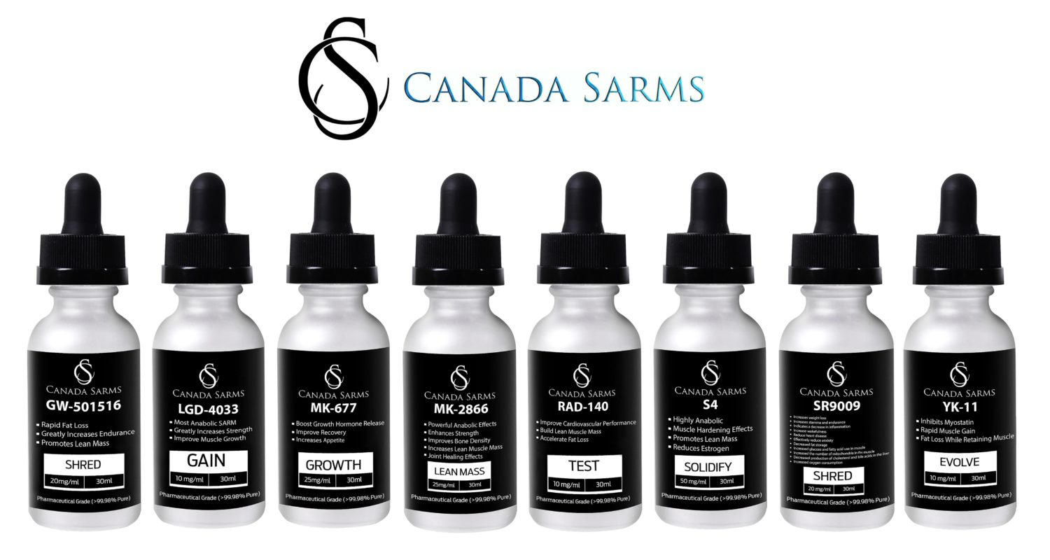 Canada Sarms | Pharmaceutical Grade | Buy Legal Pharma Grade SARMs