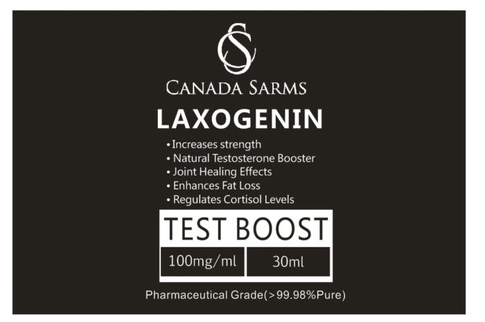 Laxogenin Testosterone Booster