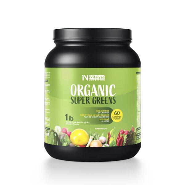 super greens powder supplement